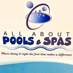 All About Pools and Spas Logo