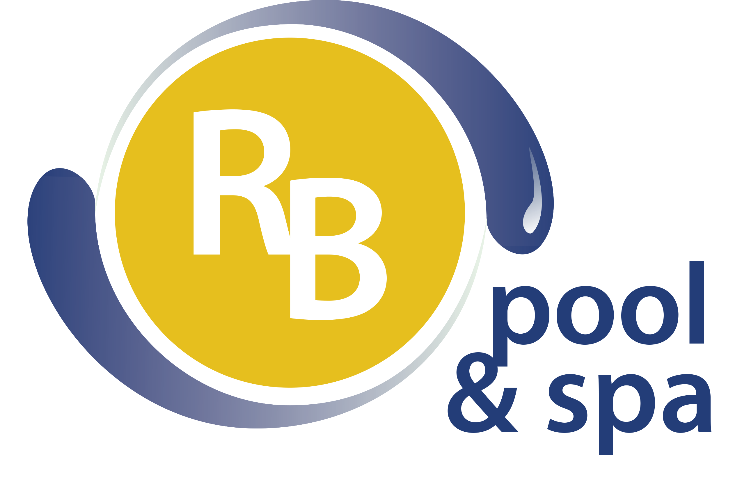 RB Pool & Spa Logo