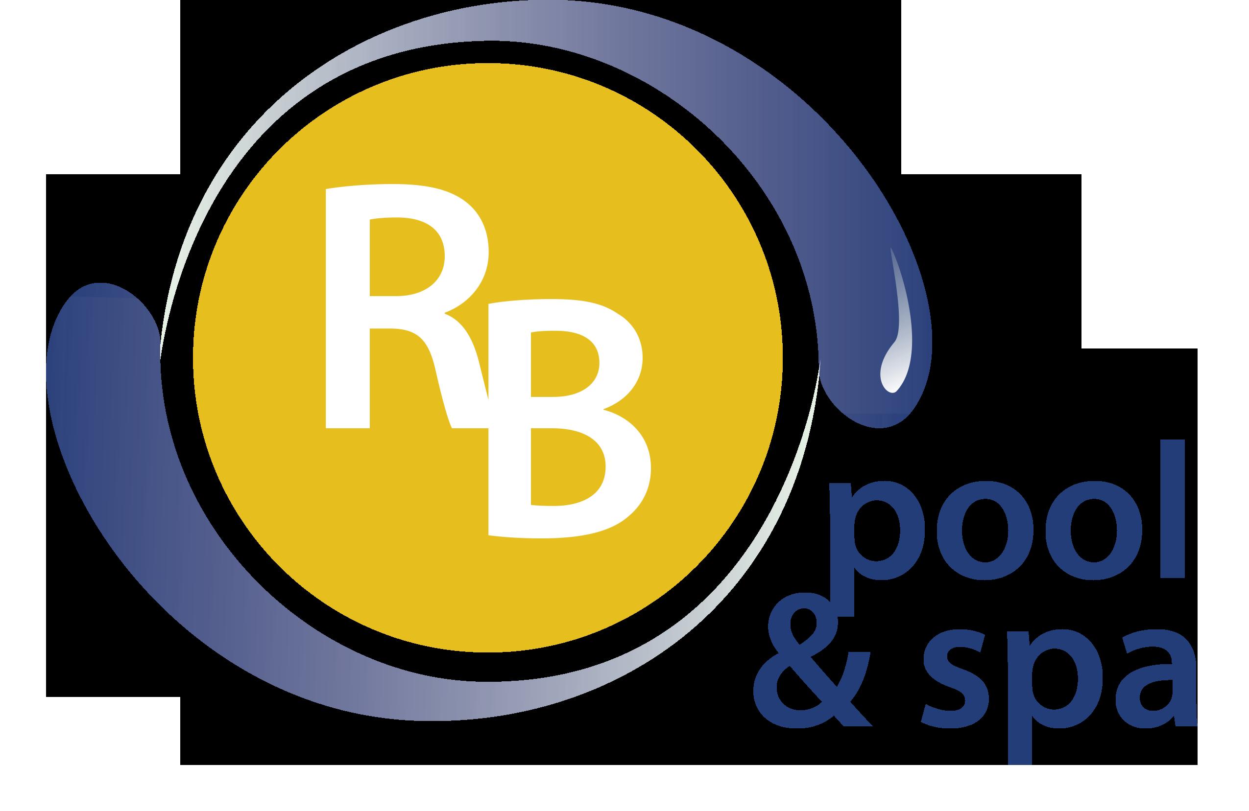RB Pool & Spa Logo